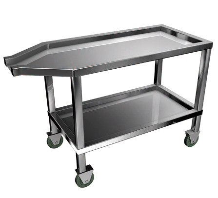 AUTOPSY TABLES - PORTABLE DISSECTION CART