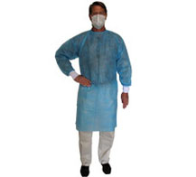 BREATHABLE PROTECTION GOWN