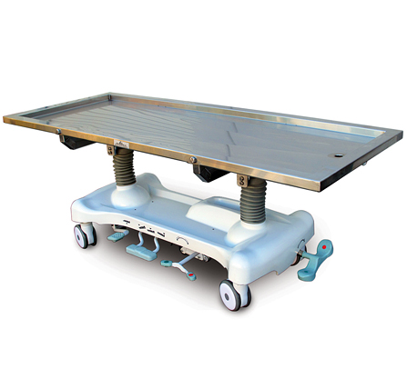 HYDRAULIC EMBALMING/OPERATING CARRIER