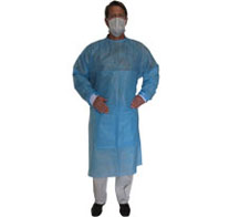 REINFORCED PROTECTION GOWN