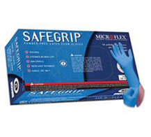 SAFEGRIP® Exam Gloves LATEX, POWDER FREE