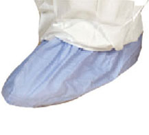 SHOE COVERS Serged Seams, NON-CONDUCTIVE