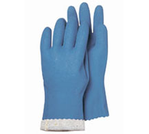 STANLEY BLUE, CHEMICAL RESISTANT GLOVES