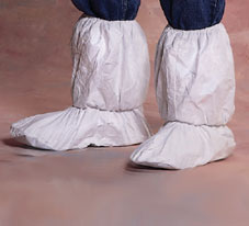 "TYVEK® 17"" BOOT COVERS, NON-SKID"