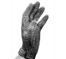 The GAUNTLET STAINLESS STEEL GLOVE