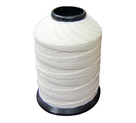 WAXED POLYESTER SUTURE THREAD